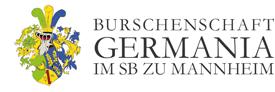 Burschenschaft Germania im SB zu Mannheim